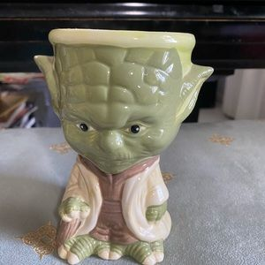 Star Wars Yoda goblet